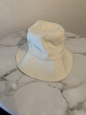 Cappello da panettiere bianco sporco