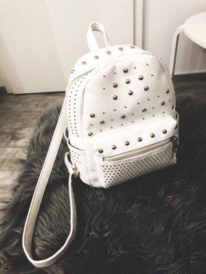 Backpack Trolley white