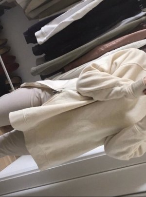 Primark Jersey largo blanco puro