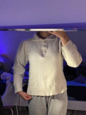 la rochelle Pull marin blanc cassé-blanc