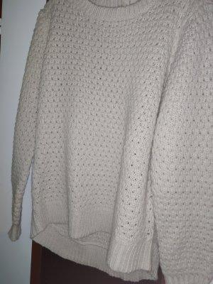 Ann Christine Pull tricoté blanc cassé-crème