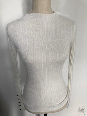 Weißer Pullover, Topshop, Gr. XS,neu
