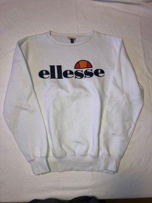 Weißer Pullover von Ellesse