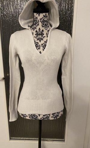 Weißer pullover von fishbone