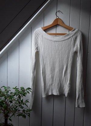 Weißer Pullover von Tally Weijl