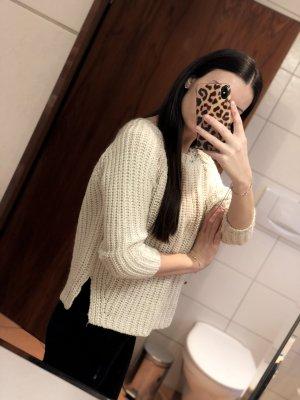 Weißer Pullover von Zara