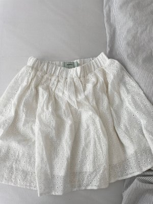 moves Lace Skirt white