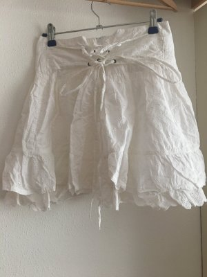 Orsay Lace Skirt white