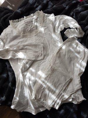 Lingerie Pijama blanco
