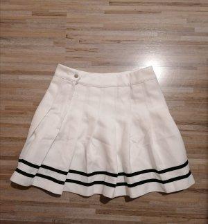 H&M Skaterska spódnica biały