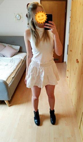 Weißer sommerlicher Rock von Zara. Größe S. Keine Makel