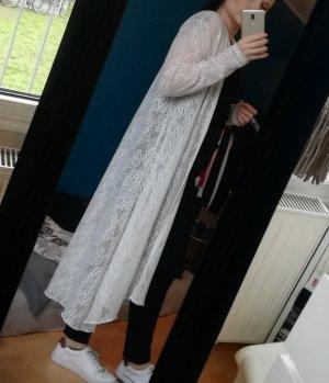 Amisu Long Blouse natural white