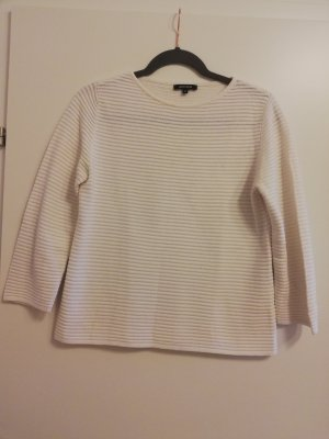 More & More Wool Sweater natural white
