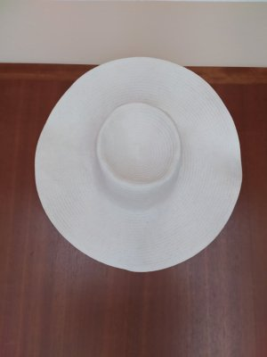 C&A Straw Hat white