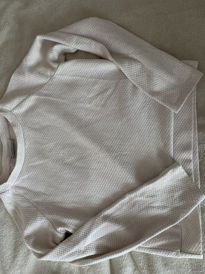 Gina Tricot Suéter blanco puro