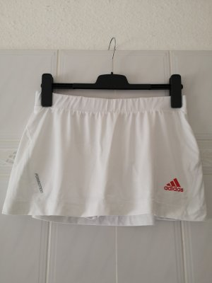 weißer Tennisrock adidas