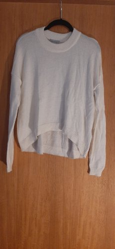 H&M Maglione di lana bianco
