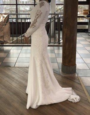 Weißes Abendkleid (auch für Standesamt)