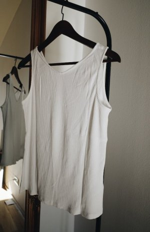 & other stories Camicia a coste bianco