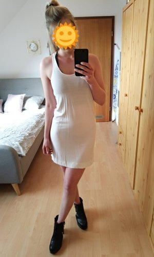 Hüftgold Pinafore dress white