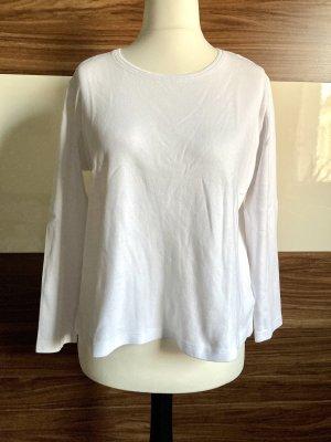 Weißes Basic-Shirt von Christian Berg