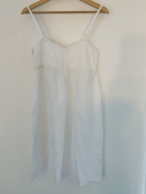 women'secret Negligé blanco Algodón