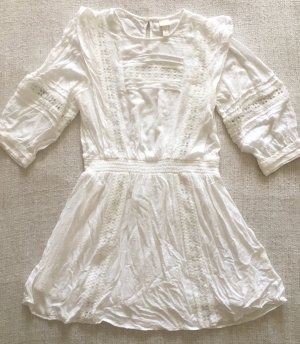 H&M Tunic Dress white