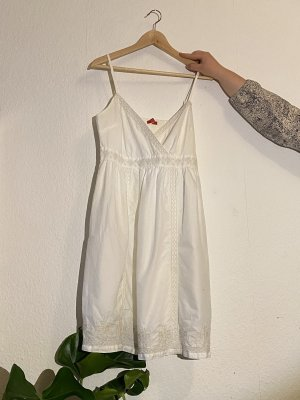 edc Hippie Dress white-oatmeal