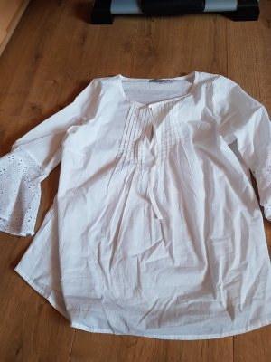 Blue Motion Slip-over blouse wit