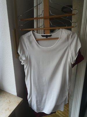 weißes blusen shirt