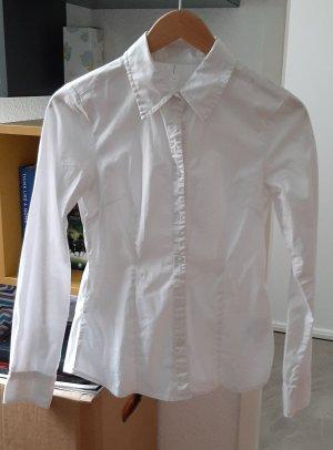 Weißes casual Hemd