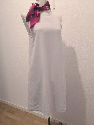 weißes Crepekleid Mango Suit Gr.S Buisnesskleid