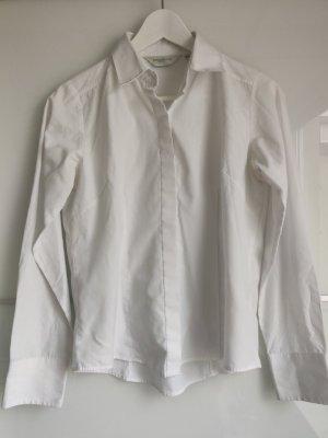 weißes Damenhemd