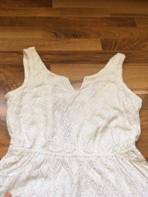 Weißes edc Kleid