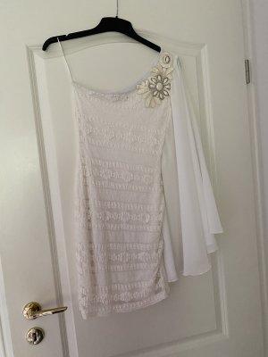 Jane norman Off-The-Shoulder Dress white
