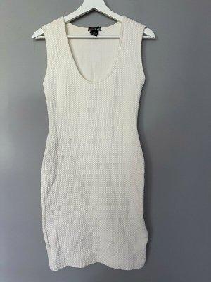 Weißes enges Kleid von Castro Black, Gr. S