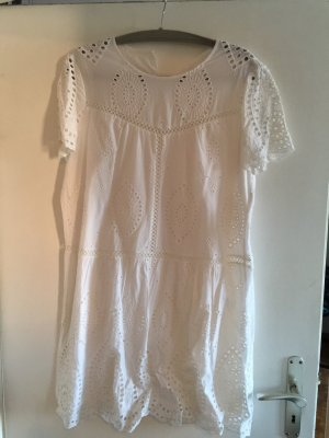 Weißes Espritspitzenkleid