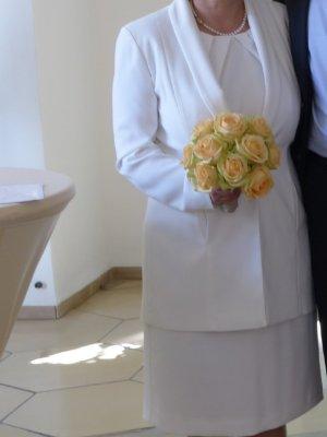 Ashley Brooke Robe de mariée blanc