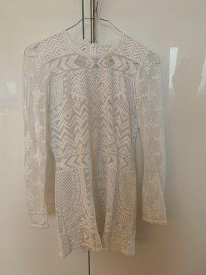 Isabel Marant pour H&M Gebreid shirt wit