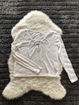 Weisses h&m Shirt