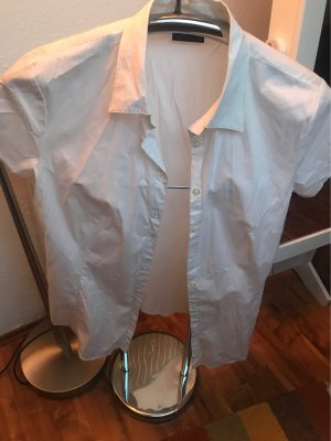 Harry Kroll Camisa de manga corta blanco
