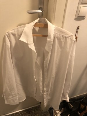 Gina Tricot Long Sleeve Shirt white