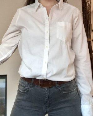 Weißes Hemd/Bluse Hollister