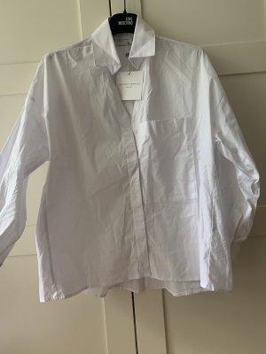Weißes Hemd neu S/M oversize The Shirt Company Londo