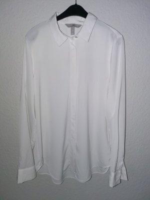 Weißes Hemd von H &M