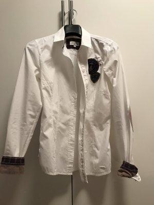 Weißes Hemd von Tom Tailor in Größe 34