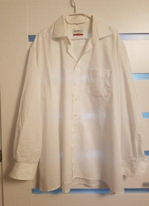 Weißes herren hemd marvelis