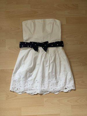 Weißes Hollister Kleid