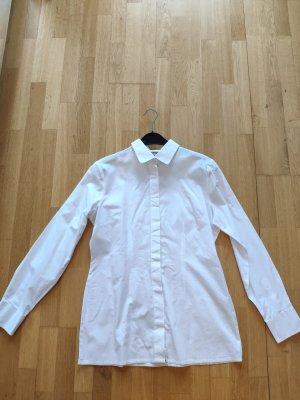 weißes (Kellnerinnen) Hemd