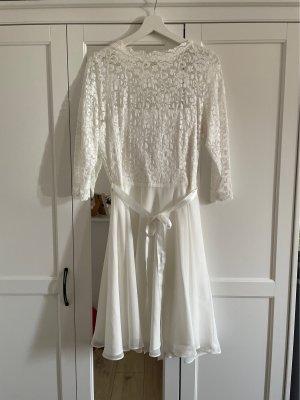 Swing Cocktail Dress white